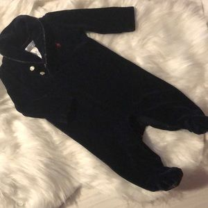 Ralph Lauren Velvet One Piece